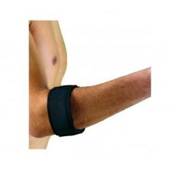 Dr.GIBAUD sport BRACCIALE TENNIS ELBOW cod.0314 gomito velcro taglia unica