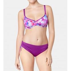 TRIUMPH costume due pezzi con ferretto LILY ELEGANCE TW bikini FUXIA coppe D