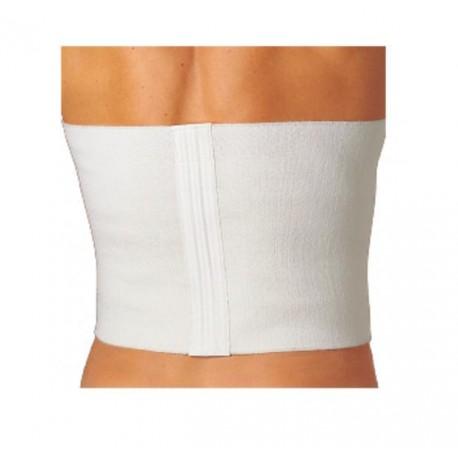 Dr.GIBAUD cintura lana SUPPORTFLEX 0106 h.27cm pancera termica BIANCO R S T U