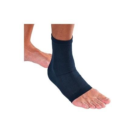 Dr.GIBAUD cavigliera calzino sportiva blu 0607 cotone elasticizzato linea classic
