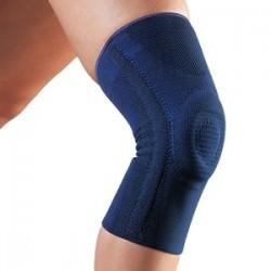 Dr.GIBAUD ginocchiera legamenti ARTIGIB cod.0519 BLU elastica ortho ortopedico