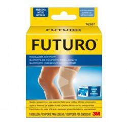 3M ginocchiera elastica comfort FUTURO traspirante beige taglie S M L XL