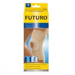 3M ginocchiera elastica FUTURO 46163 foro rotuleo sostegno laterale taglie S M L