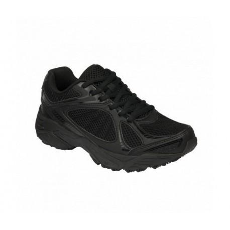 Dr SCHOLL scarpa ginnastica sportiva NEW SPRINTER TOTAL BLACK plantare Biomech.