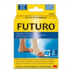 3M cavigliera elastica comfort FUTURO 76581 traspirante beige taglie S M L