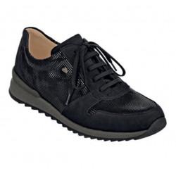 FINNCOMFORT scarpa donna SIDONIA NERO 2364 901376 plantare estraibile comoda