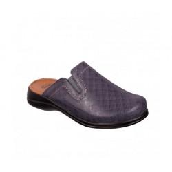 Dr SCHOLL ciabatte pantofole NEW TOFFEE tessuto GRIGIO AVIO plantare memory leggera morbida