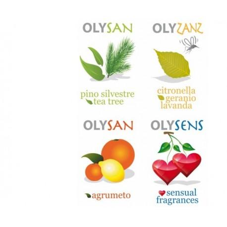 CAMI  essenza naturale per ambiente OLYSAN 306 CITONELLA 15 ml aroma terapia