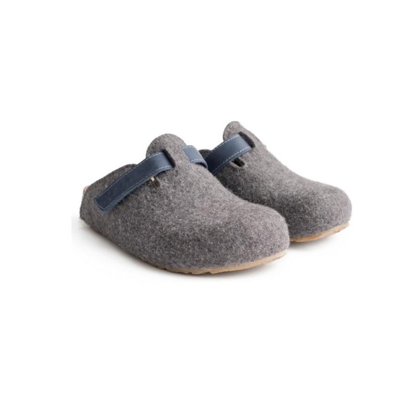 piuttosto carino codici promozionali piuttosto fico HAFLINGER pantofole scarpe unisex KURT 792003 feltro lana cotta ...