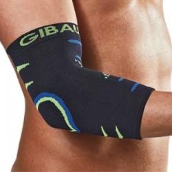 Dr.GIBAUD sport BRACCIALE 0317 supporto gomito traspirante termoregolante antibatterico silicone
