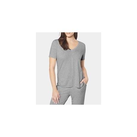 TRIUMPH maglia manica corta CLIMATE CONTROL TOP jersey traspirante T-shirt GRIGIO 10194643