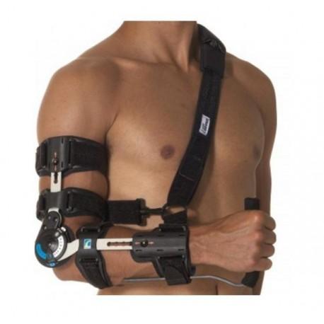Dr.GIBAUD tutore ortopedico articolato di gomito INNOVATOR X cod.0315 DX destro NERO