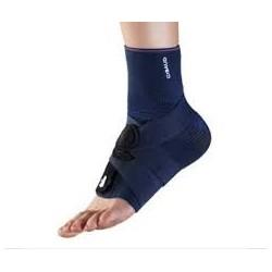 Dr.GIBAUD cavigliera LEGAMENTI cod.0604 nera ortho ortopedico chiusura velcro