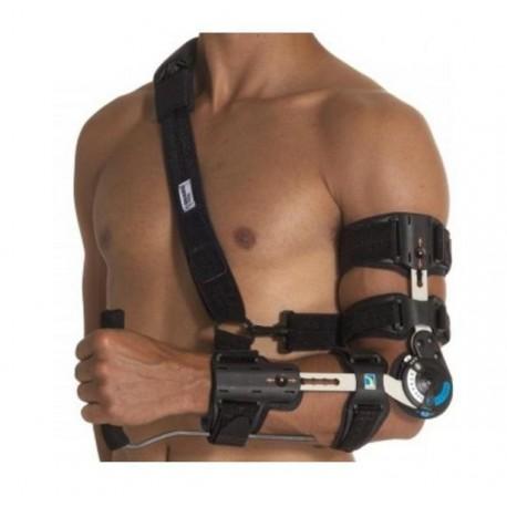 Dr.GIBAUD tutore ortopedico articolato di gomito INNOVATOR X cod.0316 SX sinistro NERO