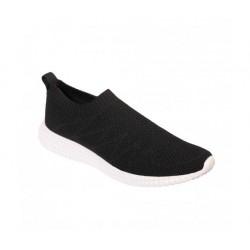 Dr SCHOLL scarpa sportiva sneaker FREE STYLE sock shoes NERO plantare Memory leggera