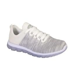 SCHOLL scarpa sneaker estiva sportiva DARWIN GRIGIO plantare Biomechanics tessuto MESH