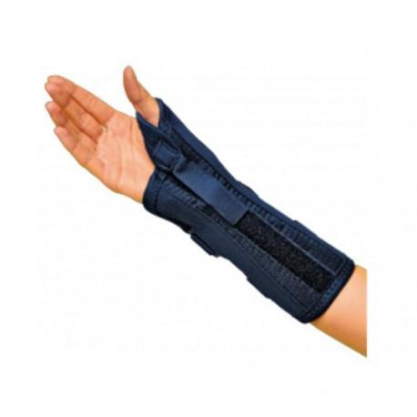Dr.GIBAUD ortho ortesi tutore ortopedico POLSO - POLLICE cod.0720 DX destra NERO