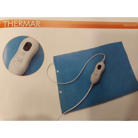 CAMI termoforo THERMAR cervicali spalle schiena addome articolazioni 4 livelli calore