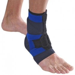 Dr. GIBAUD ortho CAVIGLIERA GRADUALE 0614 ortopedico chiusura velcro tg.12345