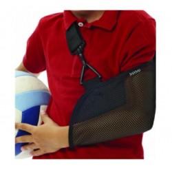 Dr.GIBAUD tutore REGGIBRACCIO bambino cod.J1506 ortho ortopedico regolabile pediatrico nero