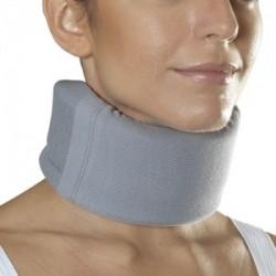 Dr.GIBAUD collare ortopedico CERVICALE MORBIDO BASSO 1109 h.7,5cm chiusura strappo