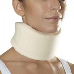 Dr.GIBAUD collare ortopedico CERVICALE MORBIDO MEDIO 1106 h.8,5cm chiusura strappo