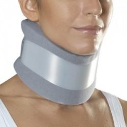 Dr.GIBAUD collare ortopedico CERVICALE SEMIRIGIDO BASSO 1112 h.8cm chiusura strappo