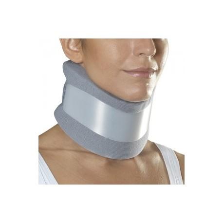 Dr.GIBAUD collare ortopedico CERVICALE SEMIRIGIDO MEDIO 1113 h.9cm chiusura strappo