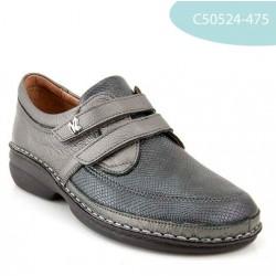 MEDIMA scarpe elastiche TECNOSAN FOGLIA 50524 plantare estraibile PELTRO 2 strappi