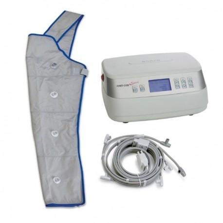 I-TECH pressoterapia POWER Q-1000PREMIUM ARM1 +1bracciale SINISTRO misura MEDIA 10555sx
