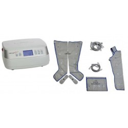 I-TECH pressoterapia POWER Q-1000PREMIUM TOT LARGE f.addom+2gamb+braccSX+2plantari 10556sx