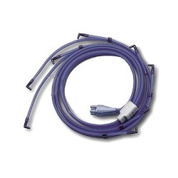 I-TECH pressoterapia CONNETTORE 4 tubi 8 terminazioni LEG2-CON-P 11509