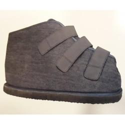 OASI scarpa COPRIGESSO 117 con strappi JEANS riabilitativa calzatura post operatoria
