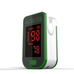 I-TECH pulsossimetro FOX-250 misuratore x dito ossigeno sangue/ritmo cardiaco