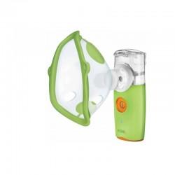 CAMI aerosol mesh KIWI+ silenzioso compatto portatile batterie 2 mascherine borsa