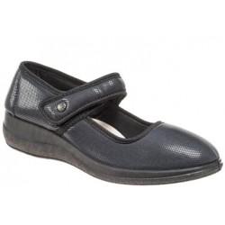 PODOLINE scarpa riabilitativa postoperatoria elasticizzata LETE con strappo NERO