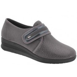 PODOLINE scarpa riabilitativa postoperatoria elasticizzata ELMAS con strappo GRIGIO