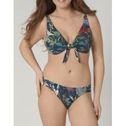 TRIUMPH costume bikini a vela con ferretto BOTANICAL LEAF W 02 coppaB OTTANIO