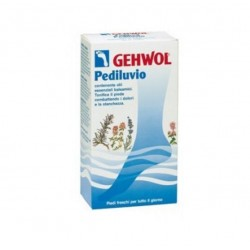 GEHWOL PEDILUVIO cod.5621 400g tonifica piede dolori stanchezza