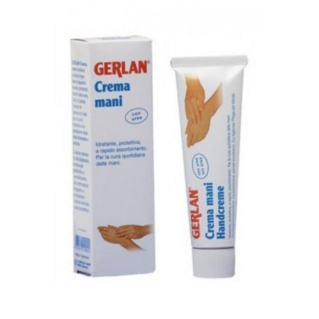 GEHWOL MANI CREMA cod.5629 75ml idratante protettiva aloe jojoba tapioca urea