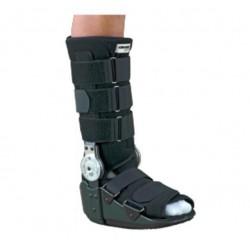 Dr.GIBAUD ortho 0617 WALKER EQUALIZER R.O.M. Tutore ortopedico regolabile tibio-tarsica NERO