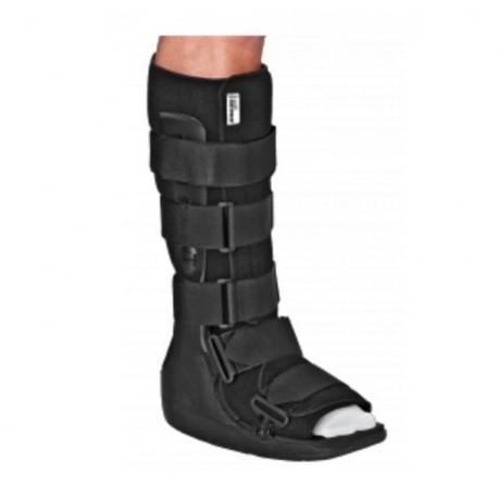Dr.GIBAUD ortho Walker Equalizer Tutore ortopedico fisso per tibio-tarsica cod 0624 nero