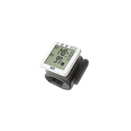 NISSEI misuratore da polso pressione e aritmie WSK-1011 oscillometrico 60 memorie