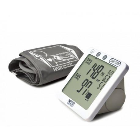 NISSEI misuratore pressione da braccio digitale DSK-1011 3 anni di garanzia oscillometrico