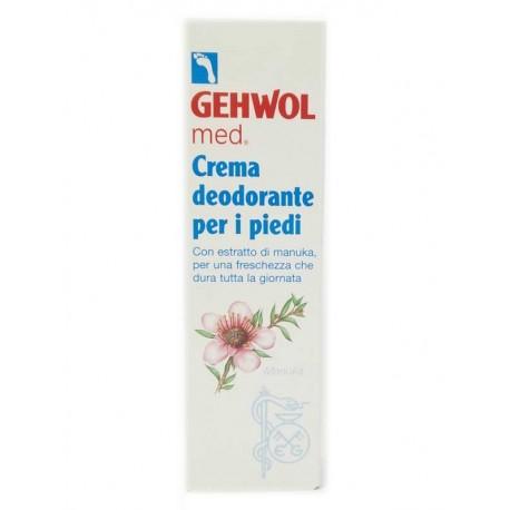 GEHWOL CREMA DEODORANTE PER I PIEDI cod 5622 75 ml estratto di manuka
