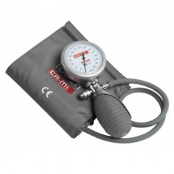 CAMI sfigmomanometro palmare aneroide P 100 gonfiaggio manuale pressione misuratore