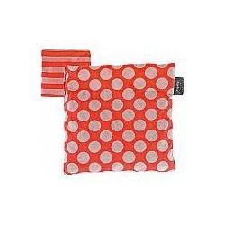 FASHY piccolo cuscino riscaldante in forno con SEMI DI CILIEGIA F6333 cm19xcm20 ROSSO lavabile