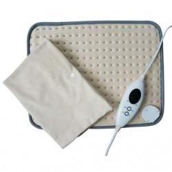 MANIQUICK cuscino termoelettrico TERMOFORO MQ135 timer fodera microfibra lavabile