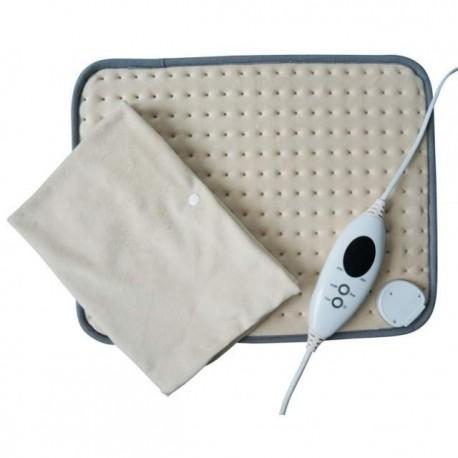 MANIQUICK cuscino termoelettrico TERMOFORO MQ135 timer fodera microfibra lavabil