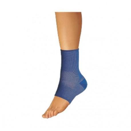 Dr.GIBAUD cavigliera calzino blu 0603 sport cotone elasticizzato taglie 1 2 3 4